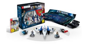 "Das ""Starlink: Battle for Atlas""-Starter-Pack - hier die Switch-Version - kostet rund 80 Euro (Abbildung: Ubisoft)"