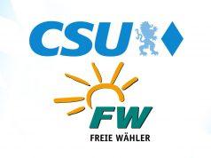 Ab November 2018 regiert in Bayern eine Koalition aus CSU und Freien Wählern.