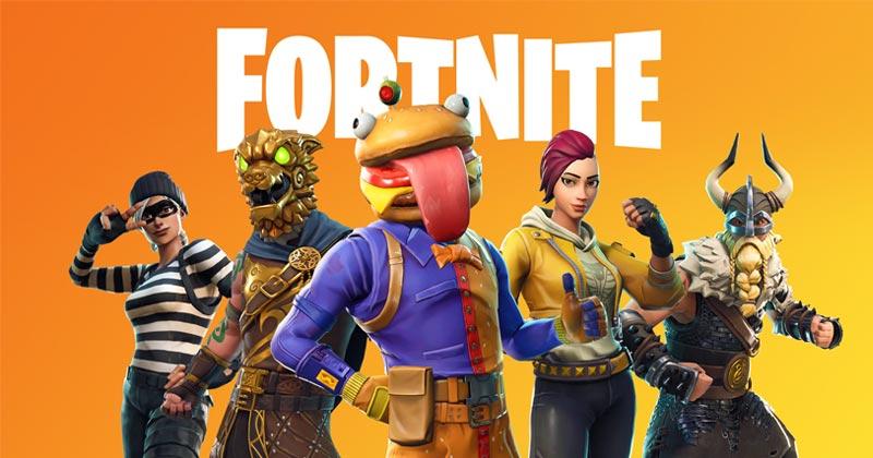 Fortnite Merchandising Wie Epic Games Den Fanartikel Markt