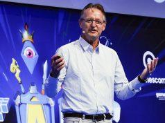 Koch-Media-CEO Klemens Kundratitz (hier während der Gamescom 2018) richtet die Hamburger Studio-Tochter Deep Silver Fishlabs neu aus (Foto: Game e. V. / Franziska Krug)