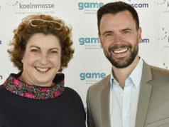 Noch im August hatte Katharina C. Hamma gemeinsam mit Game-Geschäftsführer Felix Falk die Gamescom-Pressekonferenz bestritten - jetzt melden Kölner Lokalmedien, dass die Managerin die KoelnMesse verlässt (Foto: KoelnMesse GmbH)