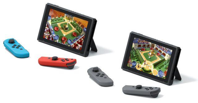 Nintendo positioniert die Nintendo Switch als