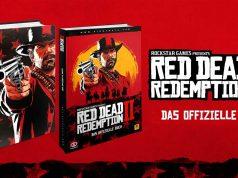Das offizielle Red Dead Redemption 2 Lösungsbuch ist als Collectors Edition (links) und Standard Edition (rechts) erhältlich (Foto: Piggyback)