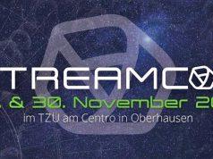 Die StreamCon 2018 steigt am 29. und 30. November 2018 in Oberhausen (Abbildung: Reichart Consulting)