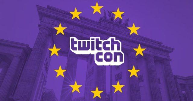 Die TwitchCon Europe 2019 findet am 13. und 14. April in Berlin statt - der Ticket-Vorverkauf soll in Kürze starten (Abbildung: Twitch)