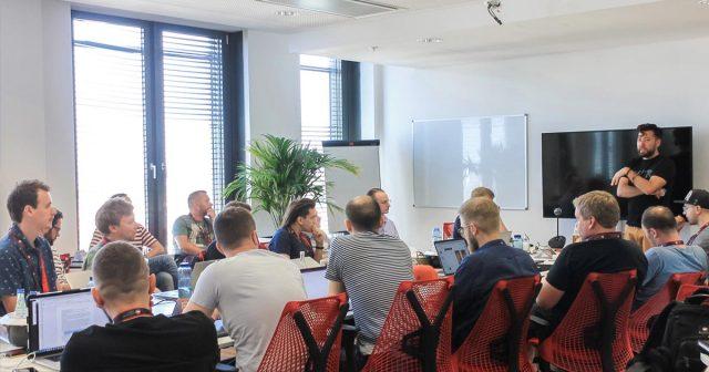 Rund um den Globus sucht Wargaming Mobile nach Verstärkung des 60köpfigen Teams in Berlin (Foto: Wargaming Mobile)