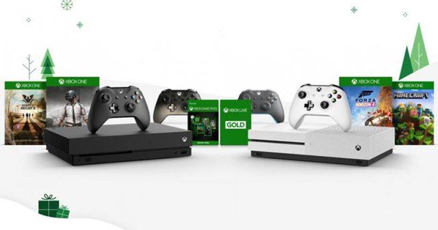 Rund um den Black Friday 2018 am 23.11. rabattiert Microsoft weite Teile des Xbox-One-Sortiments (Abbildung: Microsoft)