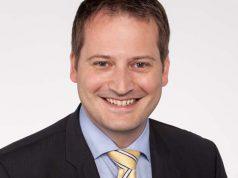 """FDP-Digitalexperte Manuel Höferlin gehörte 2011 zu den Organisatoren der ersten """"Bundestag LAN"""" (Foto: FDP)"""