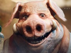 """Schweine im Weltall: Publikumslieblinge wie Pey'j sind auch in """"Beyond Good And Evil 2"""" mit von der Partie (Abbildung: Ubisoft)"""
