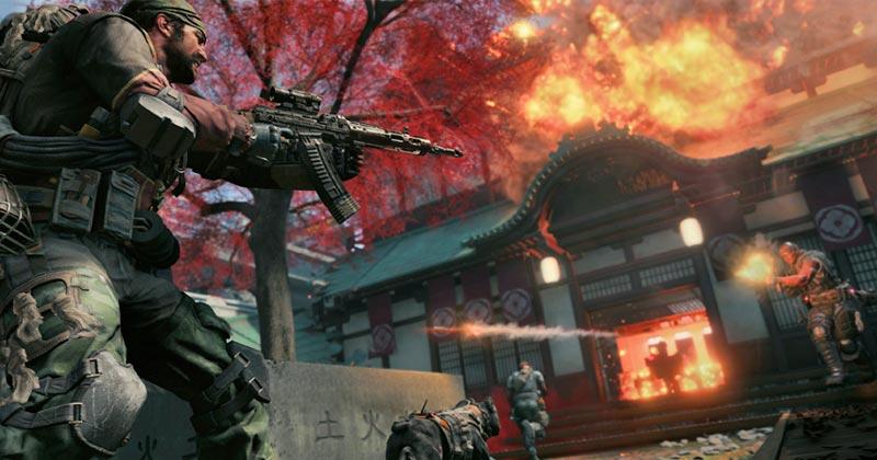 """Verbands-Funktionäre und Politiker üben den Schulterschluss bei der ablehnenden Haltung von populären eSport-Disziplinen wie """"Call of Duty: Black Ops 4"""" (Abbildung: Activision)"""