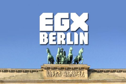 Macht auch im kommenden in Berlin Station: die EGX Berlin 2019 vom 1. bis 3. November 2019