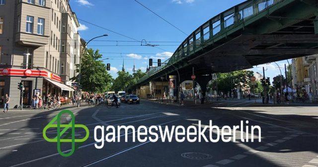 Nur wenige Gehminuten von der Station Schönhauser Allee befindet sich das Hauptquartier der Games Week Berlin 2019: die Kulturbrauerei.