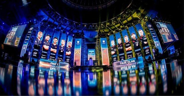 Intel ist Sponsor mehrerer ESL-Turnier-Formate, etwa die Intel Extreme Masters im polnischen Katowice (Foto: ESL Gaming / Bart Oerbekke)