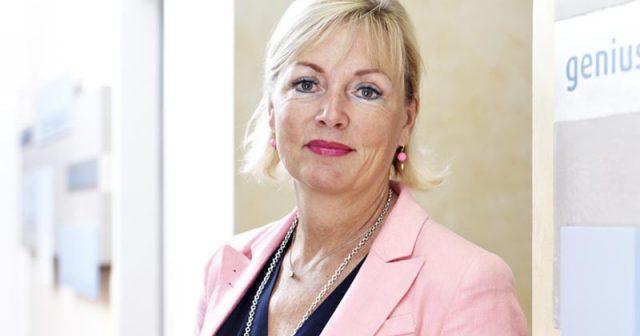 Die bisherige IHK-Präsidentin Kristina Sinemus wird neue hessische Digitalministerin im Kabinett von Volker Bouffier (Foto: IHK Darmstadt / Jens Steingässer)