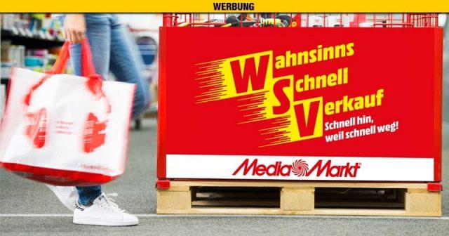 MediaMarkt WSV 2019: Restposten und Auslaufmodelle sind im