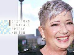 """Betreut für die Stiftung Digitale Spielekultur das """"Quartett der Spielekultur"""": Christiane Gehrke (Foto: Stiftung Digitale Spielekultur)"""