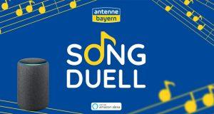 """Mit """"Song Duell"""" baut Antenne Bayern das Sortiment der Alexa-Skills aus (Abbildung: Antenne Bayern)"""