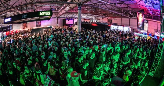 Mit mehr als 20.000 Teilnehmern übertrifft die DreamHack Leipzig 2019 die Besucherzahlen des Vorjahres deutlich (Foto: Leipziger Messe GmbH / Tobias Stoffels)