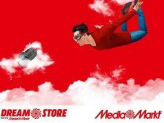 """Nur an drei Tagen geöffnet: der """"DreamStore"""" von MediaMarkt während der DreamHack Leipzig 2019 (Abbildung: MediaSaturn)"""