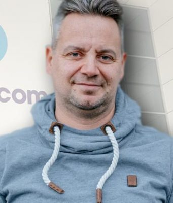 """Als """"Indie Manager Gamescom"""" gehört Johannes Brauckmann zum Vertriebsteam der KoelnMesse (Fotos: privat / GamesWirtschaft)"""