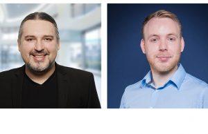 Führungswechsel bei Goodgame Studios: CEO Oleg Savschouk und CPO Philip Knust starten offiziell am 1. März (Fotos: Goodgame Studios)
