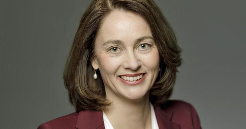 Bundesjustizministerin Katarina Barley ist Spitzenkandidatin der SPD für die Europawahl im Mai 2019 (Foto: Thomas Köhler / photothek)
