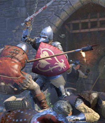 """Szene aus """"Kingdom Come: Deliverance"""": Koch Media übernimmt die tschechischen Warhorse Studios (Abbildung: Deep Silver)"""