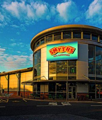 Bis Ende März werden (fast) alle bisherigen Toys-R-Us-Märkte zu Smyths Toys Superstores (Foto: Smyths)