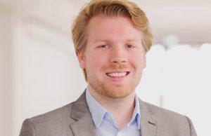 Neu im Team der Stiftung Digitale Spielekultur: Kommunikations- und Projektmanager Benjamin Hillmann (Foto: Tim Flavor)