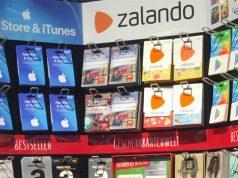 iTunes-Geschenkkarten und App Store Guthaben erhalten Sie in vielen Filialen und Online-Shops.
