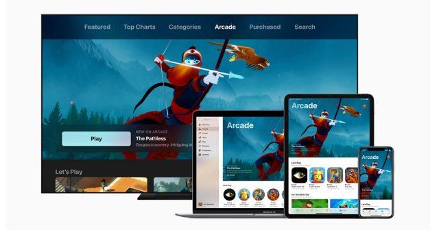 Apple Arcade soll im Herbst 2019 an den Start gehen - also im selben Zeitraum wie Googles Streaming-Dienst Stadia (Abbildung: Apple)