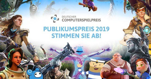 DCP 2019 Publikumspreis: Wer folgt auf den Vorjahressieger