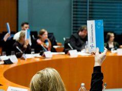 Deutscher Computerspielpreis 2019: Am 2. März entschied die Hauptjury über die Nominierungen in 13 der 14 Kategorien (Foto: Presse- und Informationsamt der Bundesregierung / Koall)