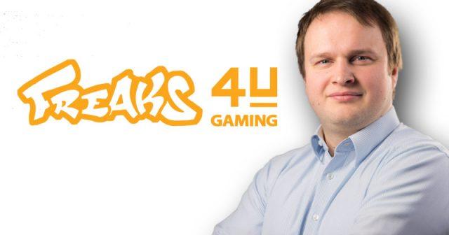Freaks 4U Gaming-Gründer Michael Haenisch hat Umsatz und Belegschaft auch 2017 gesteigert (Abbildung: Freaks 4U Gaming GmbH)