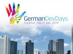 German Dev Days 2019: Frankfurt am Main ist zum vierten Mal Gastgeber der Entwicklerkonferenz (Abbildung: Assemble Entertainment / GamesWirtschaft)