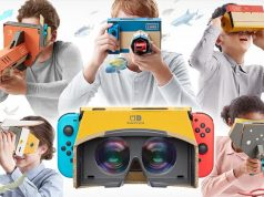 Mit dem Nintendo Labo VR-Set verwandelt sich die Nintendo Switch in eine Virtual-Reality-Brille (Abbildung: Nintendo)