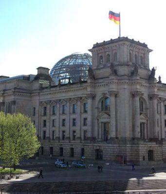"""Seit dem 14. März 2019 existiert im Deutschen Bundestag ein """"Parlamentskreis eSports und Gaming"""" (Foto: GamesWirtschaft)"""