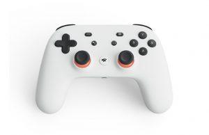 Das optional erhältliche Stadia-Gamepad erinnert optisch an den Xbox Wireless Controller (Foto: Google)