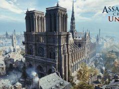Assassin's Creed Unity gratis: Notre-Dame de Paris wurde für das Action-Adventure detailliert nachgebaut (Abbildung: Ubisoft)