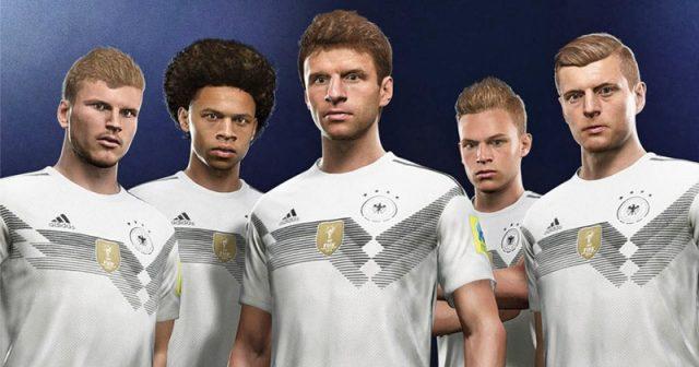 Zusätzlich zur Nationalmannschaft unterhält der DFB seit Ende März auch eine eNationalmannschaft in der Disziplin