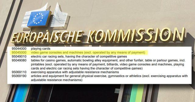 Die EU-Kommission droht den USA mit Strafzöllen auf Spielkonsolen (Foto: GamesWirtschaft)