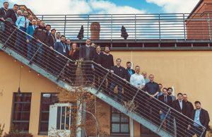 It's a man's world: Auf Einladung des ESBD trafen sich eSport-Funktionäre aus ganz Europa in Berlin. Ziel: ein europäischer eSport-Verband (Foto: ESBD / Maria Manneck)