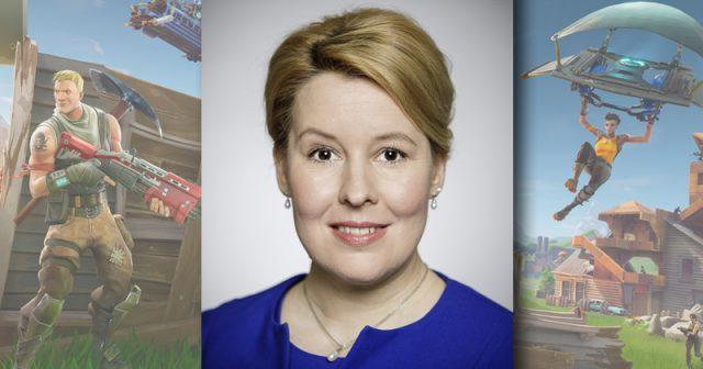 Familienministerin Franziska Giffey (SPD) will die Altersfreigaben für Games wie