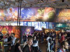 Fotos wie diese wird es auf der Gamescom 2019 nicht geben: Blizzard Entertainment hat überraschend die Absage bekannt gegeben (Foto: KoelnMesse / Harald Fleissner)