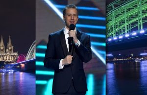 """The Game Awards""-Macher Geoff Keighley moderiert am 19. August erstmals ""Gamescom: Opening Night Live"" (Fotos: The Game Awards / KoelnMesse / Oliver Wachenfeld)"