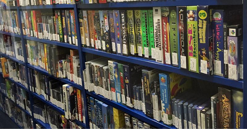 Die Internationale Computerspielesammlung (ICS) enthält unter anderem die Bestände der USK (Foto: GamesWirtschaft)