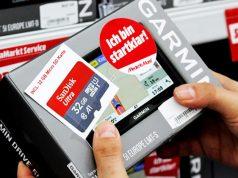 """Gegen einen Aufpreis sind bei MediaMarkt gekaufte Spielkonsolen """"sofort starklar"""" (Foto: MediaMarkt)"""