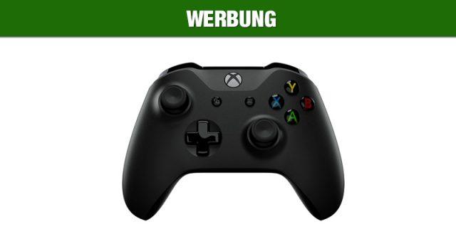 Konsolen, Spiele, Zubehör: Die besten Xbox One Angebote im Überblick (Abbildung: Microsoft)