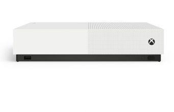 Schicht im Blu-Ray-Schacht: Die Xbox One S All-Digital Edition kommt am 7. Mai auf den Markt (Foto: Microsoft)