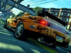 """Auch das Rennspiel """"Burnout Paradise: Remastered"""" gehört zum Spiele-Katalog von EA Access für PlayStation 4 (Abbildung: Electronic Arts)"""